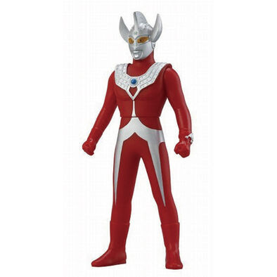 Ultraman超人力霸王 500系列軟膠 太郎