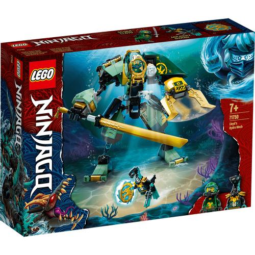 Lego樂高 71750 勞埃德的水力機械人