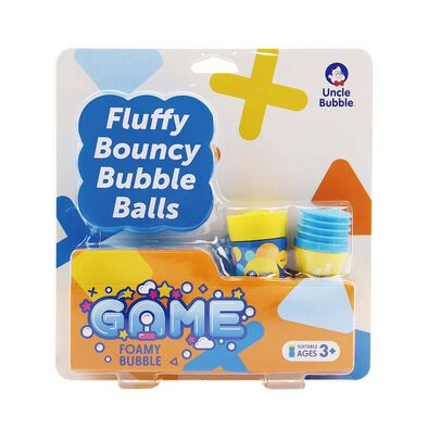 Uncle Bubble 安可堡超級雲朵泡泡-GAME系列