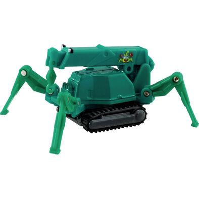 Tomica多美 No﹒63 Maeda Seisakusho Mini Crawler Crane