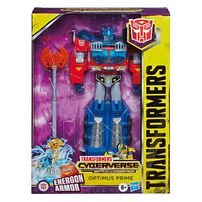 Transformers變形金剛 卡通戰鬥動作終極金剛 - 隨機發貨