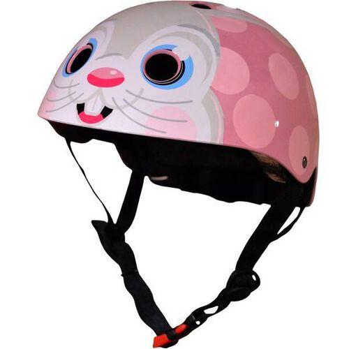 Kiddimoto 溜冰用防護頭盔S-兔