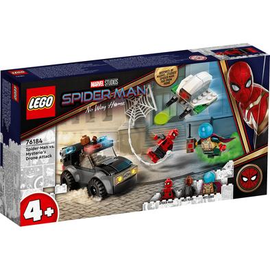 Lego樂高76184 Spider-Man vs. Mysterio's Drone Attack