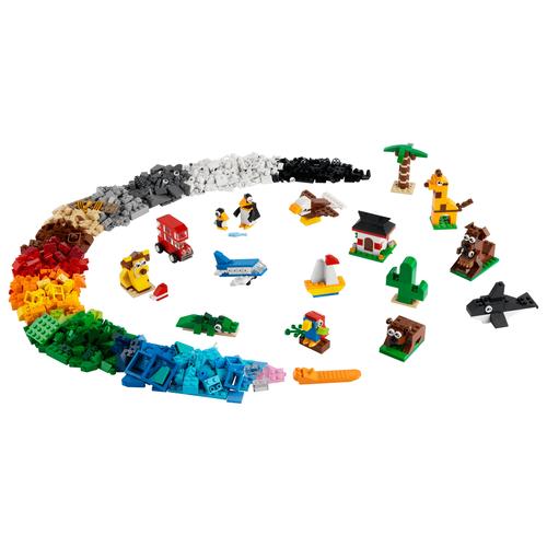 Lego樂高 11015 環遊世界