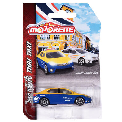 Majorette美捷輪小汽車國際款 泰國普吉島計程車 - 隨機發貨