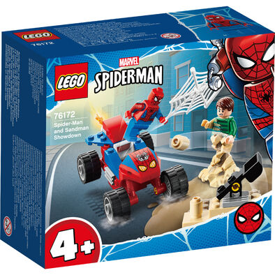 LEGO樂高 76172 Spider-Man and Sandman Showdown