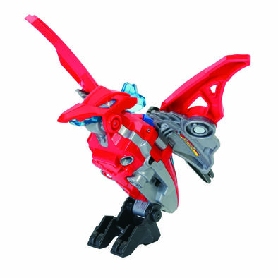 Vtech 聲光變形恐龍車-翼龍-索爾