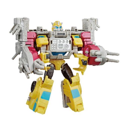 Transformers變形金剛卡通盔甲精英金剛組 - 隨機發貨