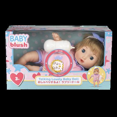 Baby Blush金髮細語甜心有聲娃娃