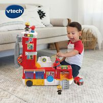 Vtech2合1消防英雄豪華救援組