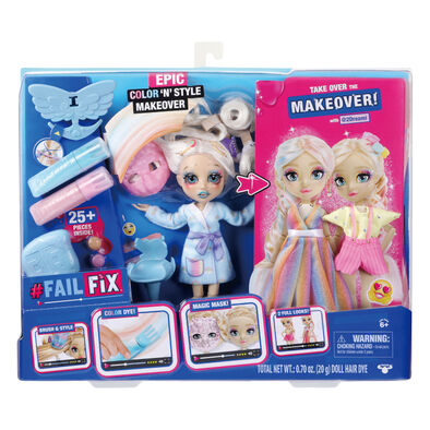 FailFix變身娃娃 炫彩變身娃娃 2Dreami