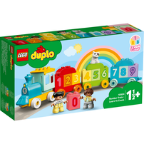 Lego樂高 10954 數字列車-學習數數