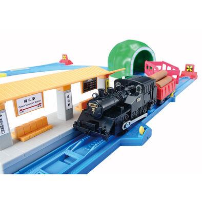 Plarail鐵道王國 蒸汽火車森林冒險組