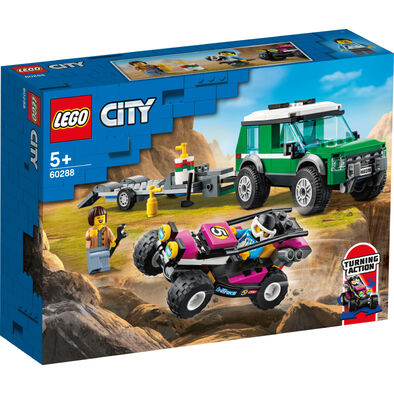 LEGO樂高 60288 越野賽車運輸車