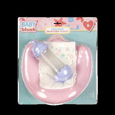 Baby Blush 玩具娃娃便便配件組