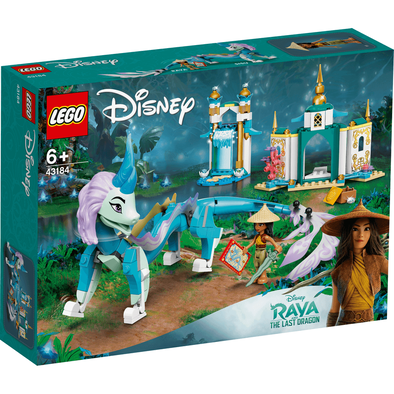 Lego樂高 Disney Princess 43184 Raya And Sisu Dragon
