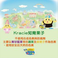 Kracie Foods 知育果子系列 創意diy 熊貓兔兔小達人