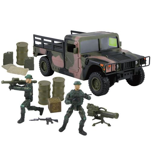 World Peacekeepers 捍馬人車組 - 隨機發貨