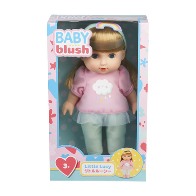 Baby Blush  12吋可愛娃娃小露西