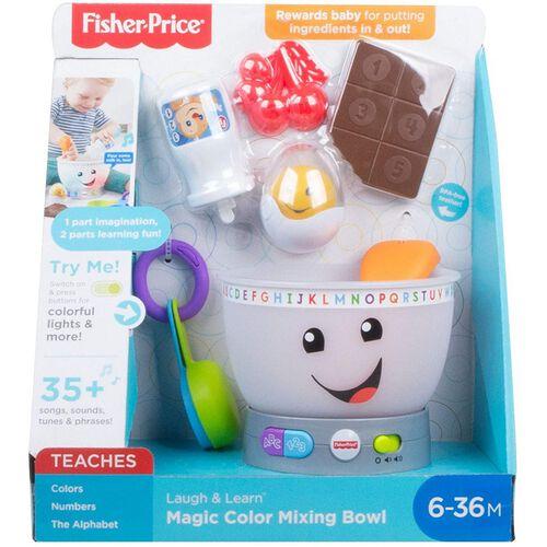 Fisher-Price費雪聲光學習調理鍋