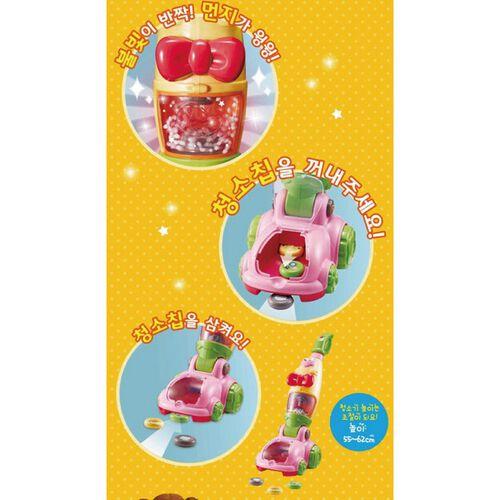 Kongsuni小荳娃娃 會說話吸塵器