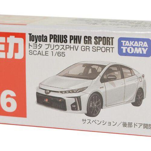 Tomica多美 No﹒76 Toyota Prius Phv Gr Sport