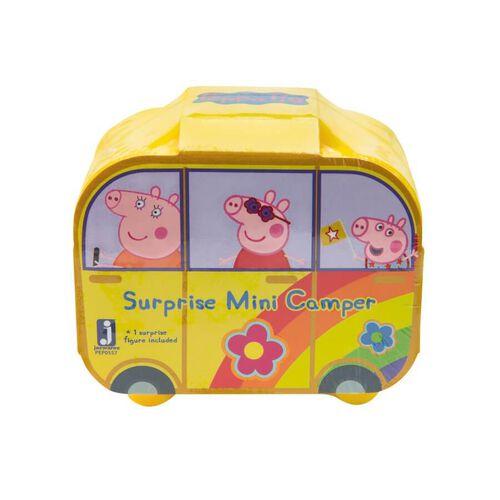 Peppa Pig粉紅豬小妹Peppa Pig 迷你露營車 - 隨機發貨