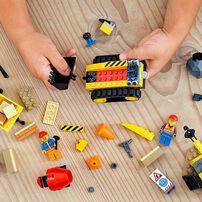 LEGO樂高城市系列 施工推土機 60252