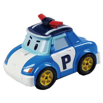 Robocar Poli波力救援小英雄 合金車波力 - 隨機發貨
