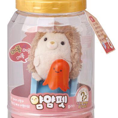 Mimi World 貪吃寵物精靈-刺蝟