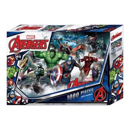Marvel漫威 復仇者聯盟1000片盒裝拼圖