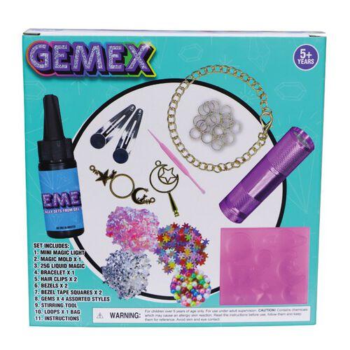 GEMEX 星球配件創作組