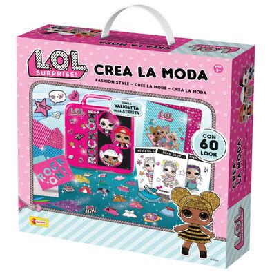 L.O.L. Surprise!驚喜寶貝蛋 驚喜時尚創作