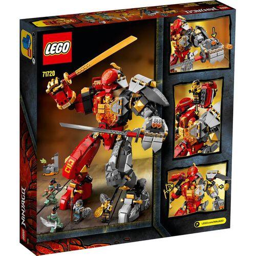 LEGO樂高 71720 火焰石機械人