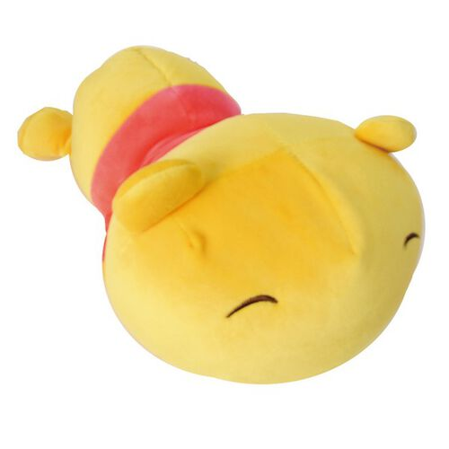 Disney迪士尼 變形可愛頸枕 小熊維尼/小豬