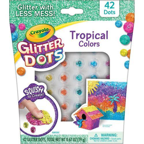Crayola繪兒樂DIY神奇亮粉補充包