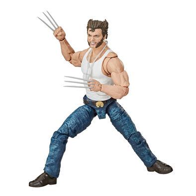 X-Men X戰警電影6吋傳奇金剛狼 白背心