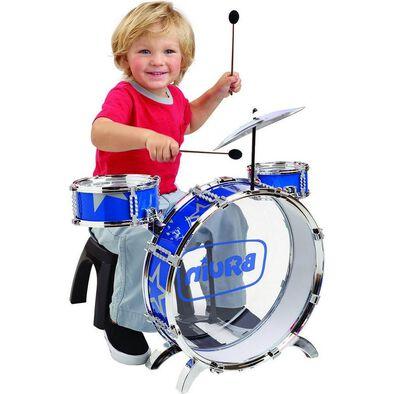 BRU Infant & Preschool 歡樂爵士鼓組合