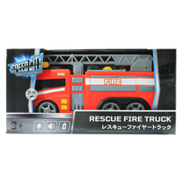 Speed City 極速城市 救援消防車