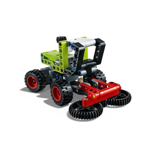LEGO樂高機械組系列 LEGO Technic Mini Claas Xerion 42102