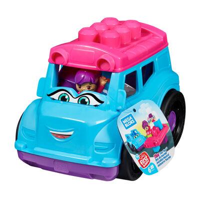 Mega Bloks美高 積木小小遊覽車