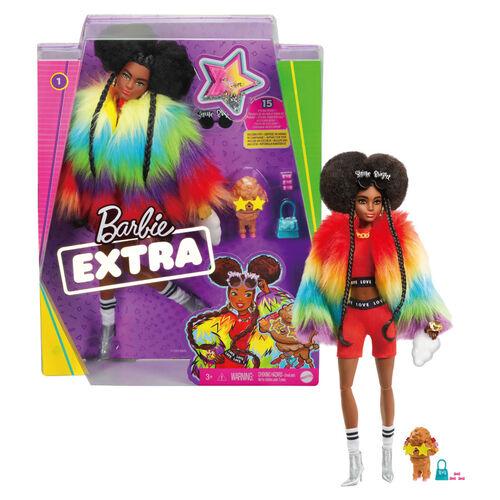 Barbie芭比Extra時尚系列