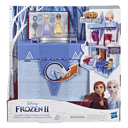 Disney Frozen迪士尼冰雪奇緣基本小城堡遊戲組