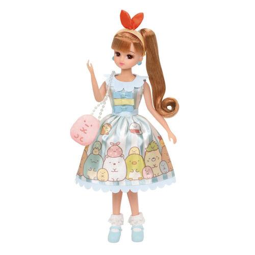 Sumikko Guarashi角落小夥伴LICCA娃娃