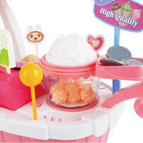J'adore Mon Chez Moi 家家酒爆米花甜點餐車