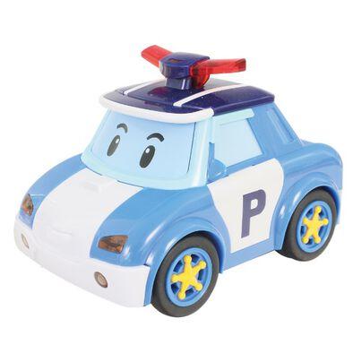 Robocar Poli波力救援小英雄 波力迴力車