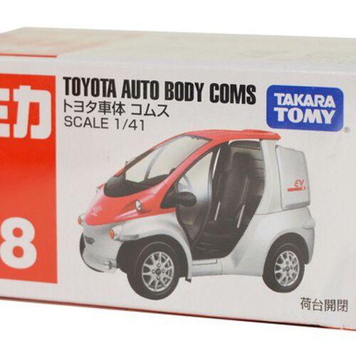 Tomica多美 No﹒38 Toyota Auto Body Coms