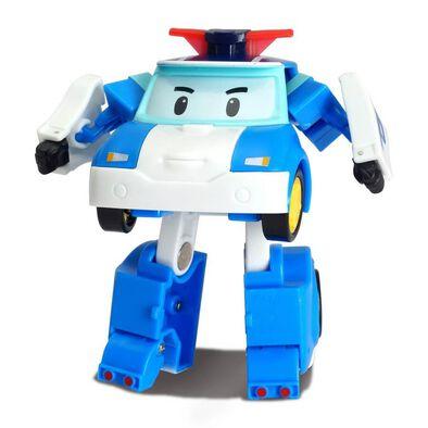 Robocar Poli波力救援小英雄 迷你變形波力