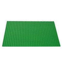 LEGO樂高 Classic 10700經典基本顆粒系列/綠色底板(中)