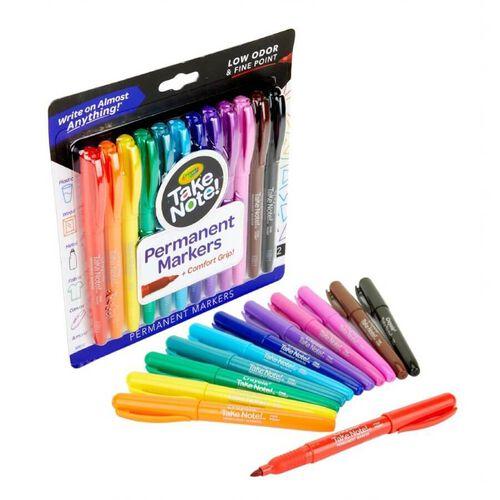 Crayola繪兒樂  舒適抓握不掉色筆